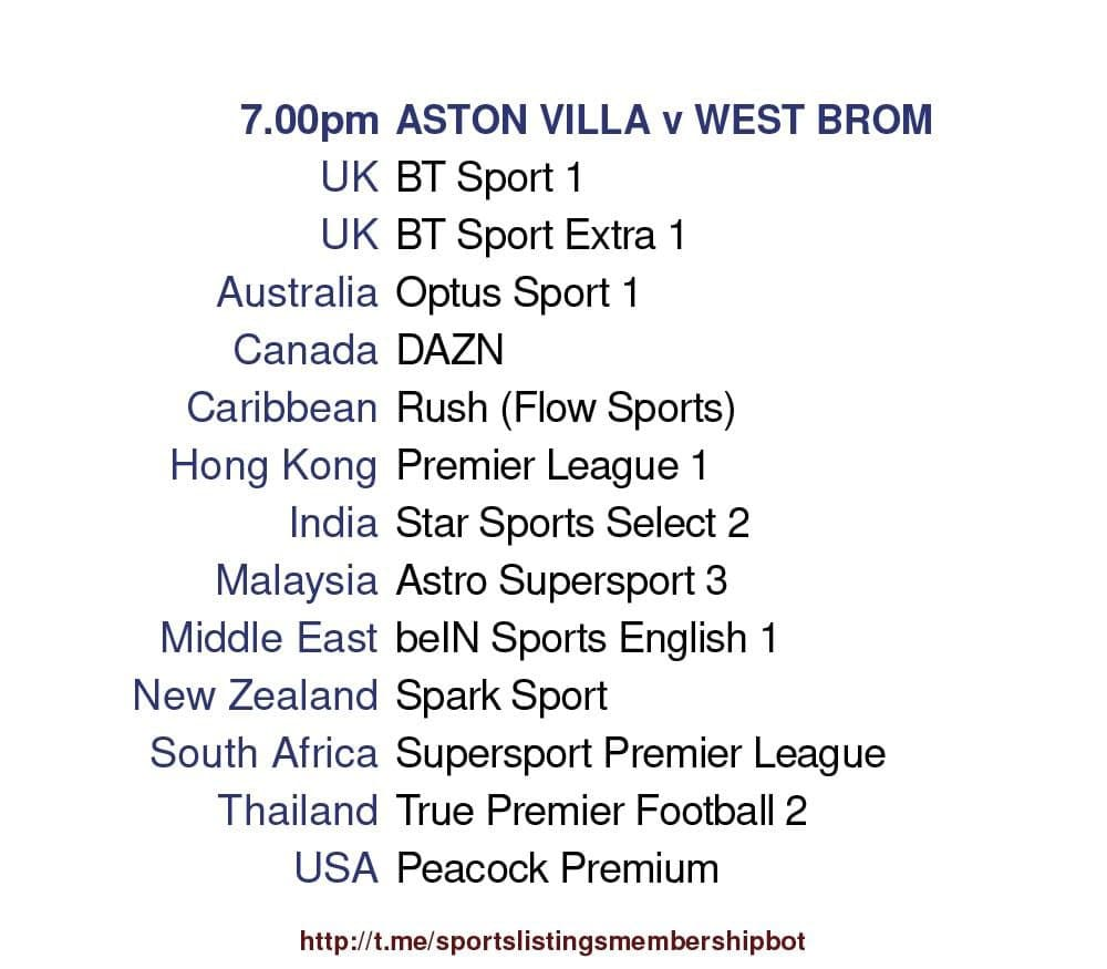 Carabao Cup & Others 25/4/2021 - Aston Villa v West Bromwich Albion detailed