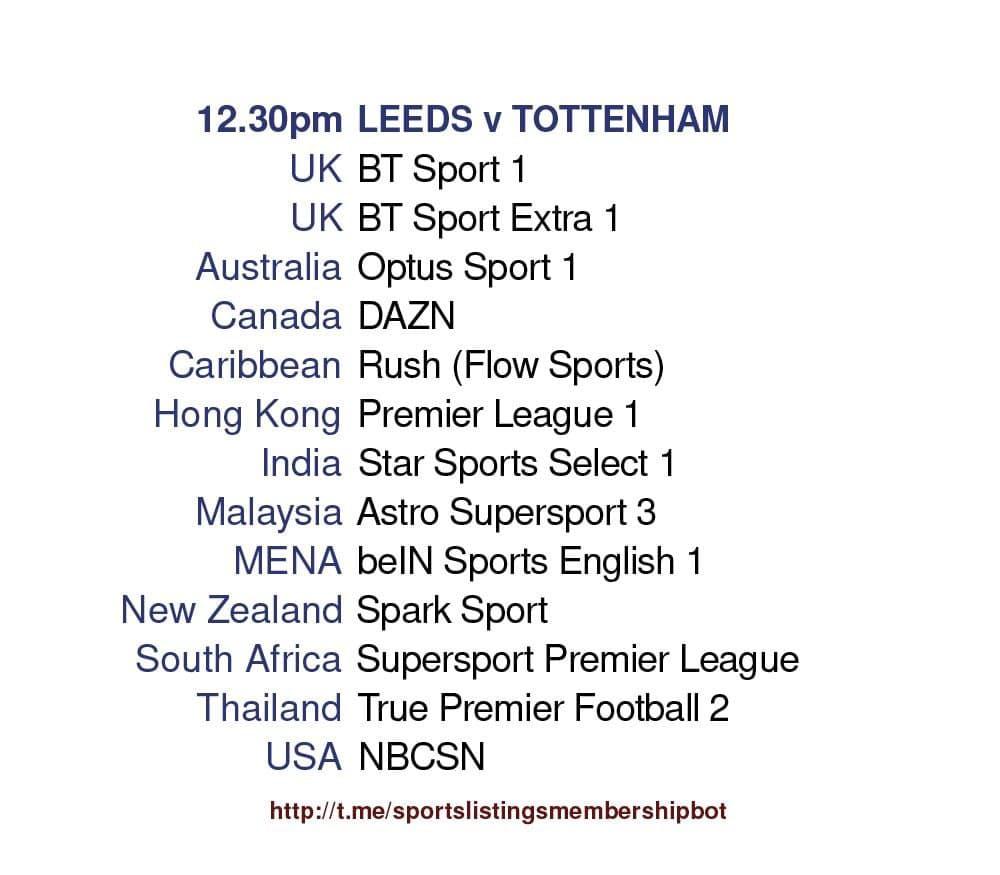 Premier League 8/5/2021 - Leeds United v Tottenham