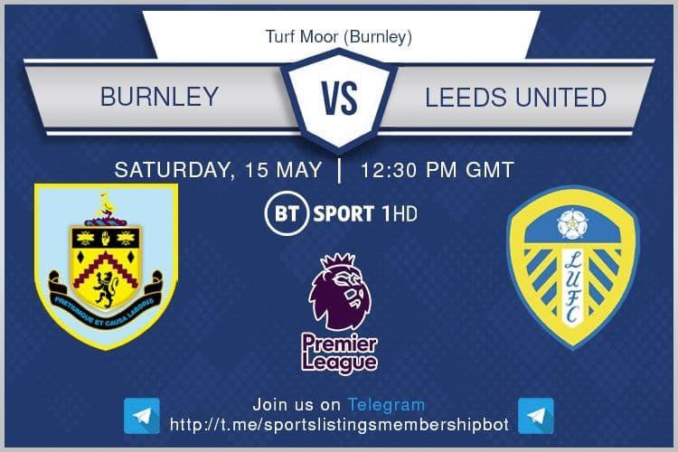 FA Cup Final 15/5/2021 Burnley v Leeds United