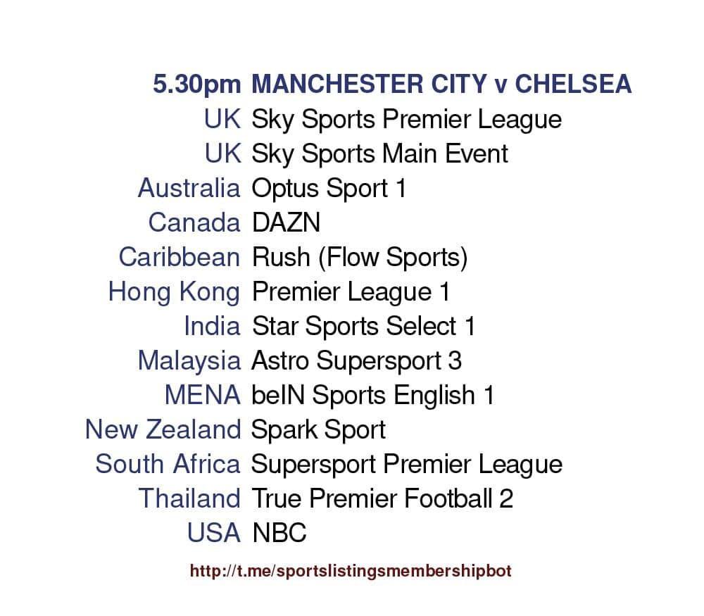 Premier League 8/5/2021 - Manchester City v Chelsea